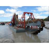 Buy cheap 3500m3/h china suction dredger machine product