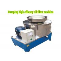 Buy cheap high performance stainless steel material Centrifugal food oil seprating machine product