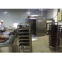 Buy cheap OEM Food Vacuum Cooler , Food Cooling Machine Stainless Steel Material product