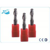 Buy cheap 2 Flute Square End Mill High Speed Steel End Mills for Roughing To Finishing product