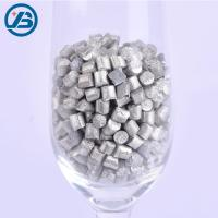Buy cheap 3mm 99.98% Magnesium Particles Granules For water purifier magnesium ceramic ball product