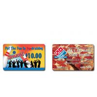 Buy cheap Fundraising Cards/Fundraiser Discount Cards product