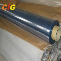 Buy cheap Clear Flexible PVC Sheet PVC Film Roll With 0.06mm-0.5mm Thick For Packing Bag Use product