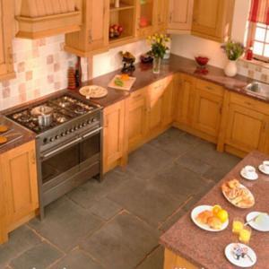 Buy cheap Polished Surface Natural Stone Countertops Granite Kitchen Countertops product