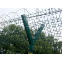 Buy cheap Pvc Coated Airport Security Fence product