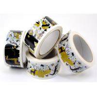 China Custom Adhesive  Printed Packing Tape Film Coating Water Based Acrylic Glue on sale