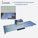 Buy cheap LED strip Aluminum board PCB Cutting Machine product
