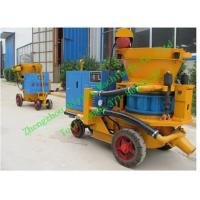 Buy cheap high quality  wet modal shotcrete machine product