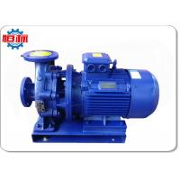 Buy cheap ISW ISG Centrifugal Water Pump  Self Suction High Pressure Fast Flow Rate product