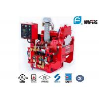 Buy cheap High Speed Fire Water Pump Diesel Engine 132 Kw Power UL FM Approved product