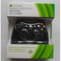 Buy cheap 2.4GHz Wireless XBOX 360 Game Controller Bluetooth Gamepad ABS Material product