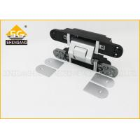 Buy cheap 180 Degree Invisible Heavy Duty Door Hinges , 3d Adjustable Hinge from Wholesalers