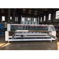 China Professional Thin Blade Slitting And Creasing Machine Automatic Feeder on sale