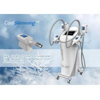 Buy cheap FDA Approved Fat Freezing Machine To Lose Weight 3 In 1 Technology Combined product