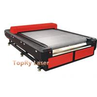 Buy cheap Roll Batch Leather Auto Conveyor Feeding CO2 Laser Cutting/Engraving Machine (JM2513M) product