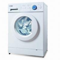Buy cheap Front Loading Washing Machine with 6kg Maximum Wash Capacity and Running Time Indicator product