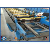 Buy cheap Window / Door Frames Roll Forming Machine 5.5 KW 380V With PU Foam Insulated product