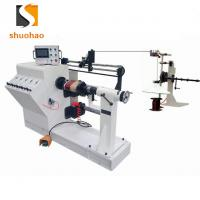 Buy cheap small coil winding machine product