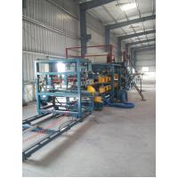 Buy cheap Mini Thickness EPS Sandwich Panel Machinery 28Kw 380V / 3P / 50HZ product
