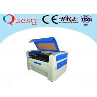 Buy cheap Cnc Glass Engraving Machine For Paperboard , 100 Watt Laser Engraving Equipment product
