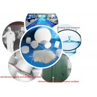 China Swimming Pool Chlorine Powder , Trichloroisocyanuric Acid Tablets CAS 87 90 1 on sale