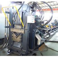 Buy cheap CNC angle punching line, angle punching, shearing and marking line TJX1412 product