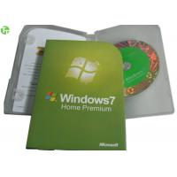 Buy cheap Windows PC Windows 7 Softwares Win 7 Pro Pack 32 Bit / 64 Bit OEM product