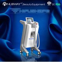 Buy cheap Hottest High Intensity Focusing Ultrasound HIFU Fat Reduction Machines product