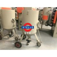 Buy cheap Commercial Portable Sand Blasting Machine Remove Abrasive Burrs Residue product