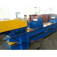 China Blue 200T Conventional Pipe Welding Rollers Heavy Duty Tank Turning Rolls on sale