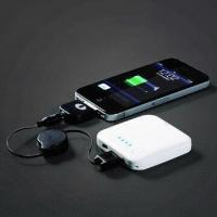 Buy cheap 2,000mAh Mobile Power Bank with DC 5.0V, 800mA Input, Measures 61 x 61 x 13mm product