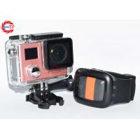 Buy cheap OEM EF88BR Ultra Hd Sports Camera Wifi , Portable Car DVR Multi Language product