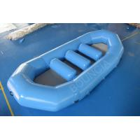Buy cheap CE Inflatable White Water Rafting Boats With Detachable Drop Stitch Floor product