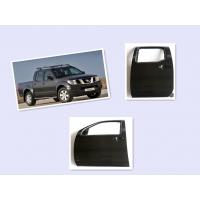 Quality 0.8mm Thickness Steel Pickup Car Door Nissan Navara 2005 - 2011 / D40 for sale