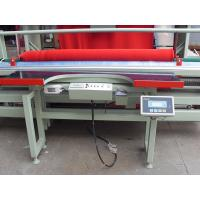 Buy cheap Hand/Motorized Fabric Sample Cutting Machine product