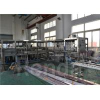 Buy cheap Automated Water Filling Machine / 5 Gallon Bottle Filling Machine Electric Driven product