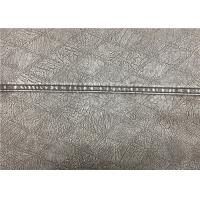 China Washed PU Leather Fabric , Handbags Synthetic Leather Fabric Abrasion Resistant on sale