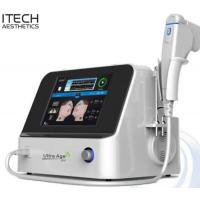Buy cheap Wrinkle Removal Hifu Machines High Intensity Focused Ultrasound Machine Skin Tightening Hifu Face And Body product