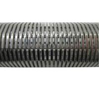 Buy cheap Johnson wedge wire screen pipe strainer product