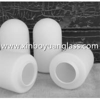 Buy cheap Frosted matt milk white glass lamp shade pendant light product