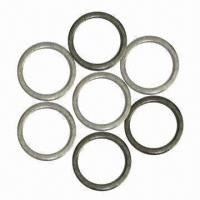 Buy cheap Ring N35 Neodymium Magnets with Nickel Coating  product