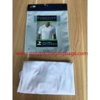 Buy cheap Resealable Male Underwear Custom Printed Bags OPP / CPP Material product