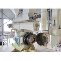 China Advanced Automatic Feed Pellet Production Line , 10-15T/H Complete Feed Mill Plant on sale