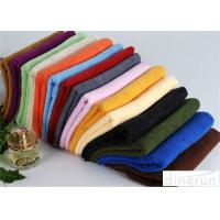 Magic Absorbent Custom Microfiber Towels For Bath / Beach 250gsm