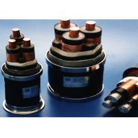 Buy cheap 132kv 230kv HV Power Cable Underground Power Cable With Metal Sheath GB 11017. IEC61840 product