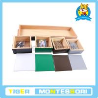 Buy cheap Montessori math materials,wooden toys,Subtraction Snake Game product