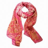 Buy cheap 2013 Ladies' Fashion Soft Chiffon Scarf, Customized Designs and Shapes are Accepted  product