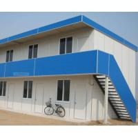 Buy cheap Two Layers Movable Container House , Prefabricated Double Container House product