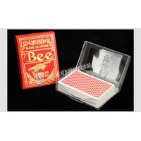 Buy cheap American Bee NO.92 Paper Marked Invisible Cheating Playing Cards Spy Playing Cards from Wholesalers