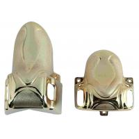 Standard US Style Coffin Corner 5# In Gold Plating And Supplied By Set